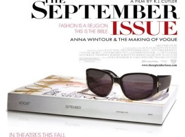 fashion in movies: The September Issue
