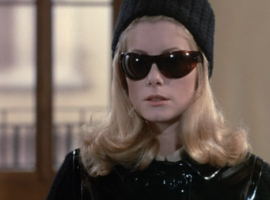 Fashioin in movies:Belle de jour