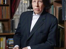 Personal style icon (and idol): Fran Lebowitz