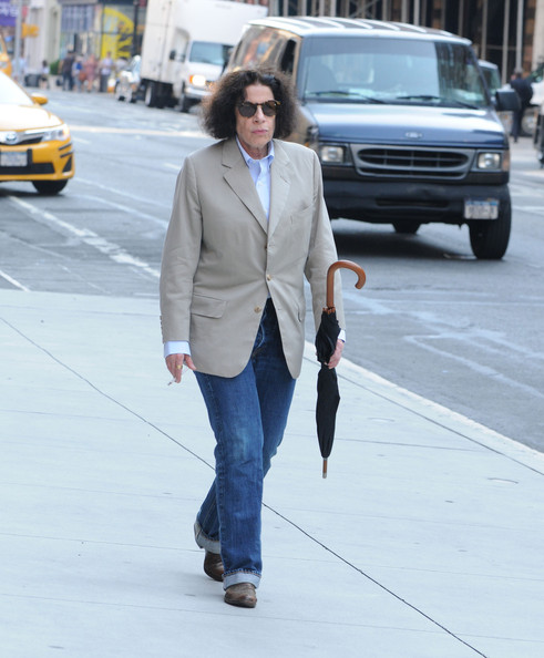 Fran+Lebowitz+seen+out+Soho+New+York+City+wD5dTyVQ3oEl