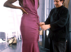 Interview: Mr Azzedine Alaia