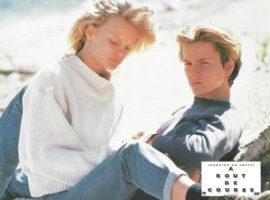 Great couple: Martha Plimpton and River Phoenix