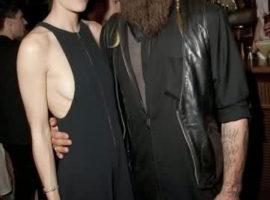 Hot couple: Vanessa Traina and Max Snow