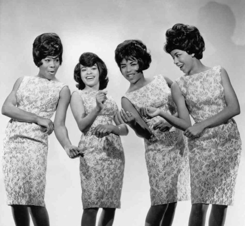 Marvelettes Please Mr. Postman Rock Train