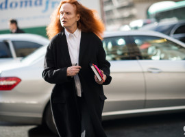 Personal style icon: Grace Coddington