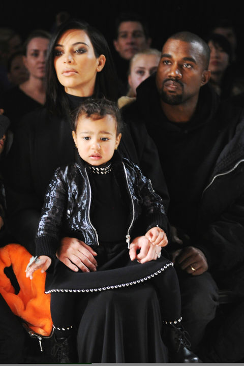 saturday-alexander-wang-kim-kardashian-north-west-kanye-west