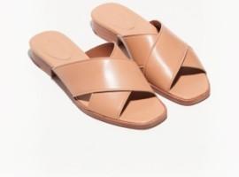 Trend: Sandali incrociati