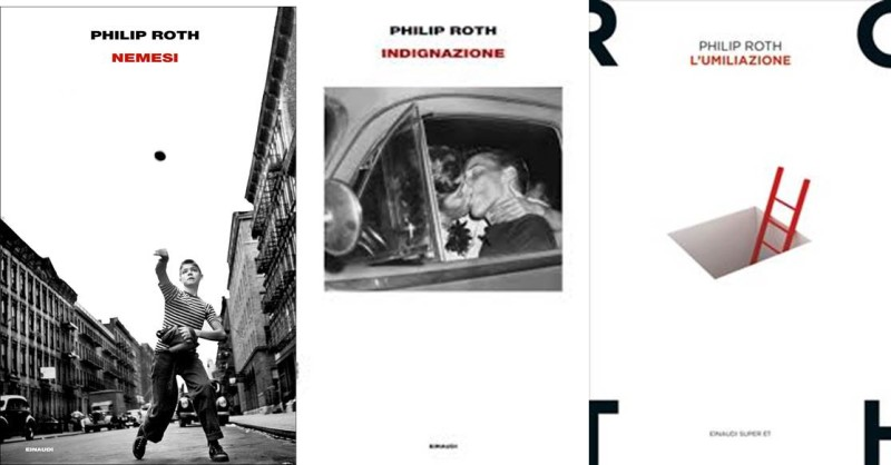 philip roth trilogy
