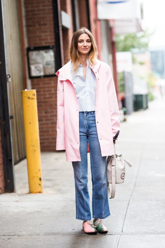 New York Fashionweek SS2016, day 1
