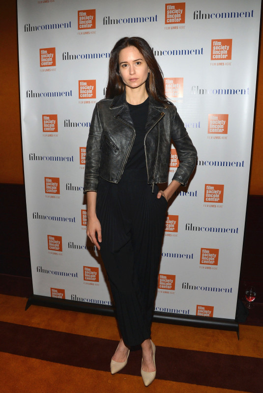 NEW YORK, NY - JANUARY 06: Actress Katherine Waterston attends the 2015 Film Comment Luncheon at The Lambs Club on January 6, 2015 in New York City. (Photo by Slaven Vlasic/Getty Images)
