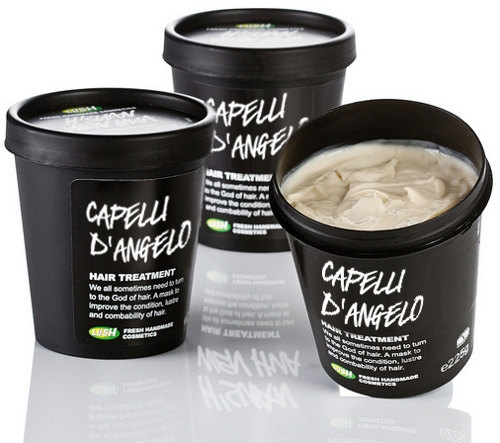 lush capelli d'angelo