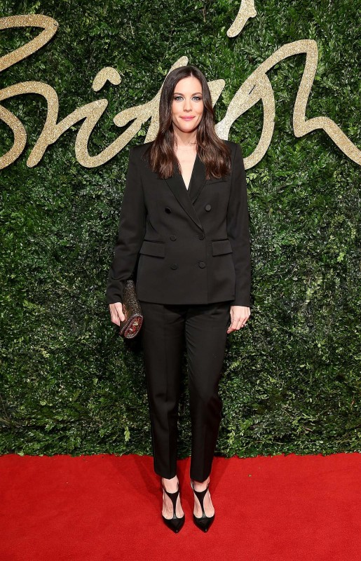 Liv-Tyler-attends-the-British-Fashion-Awards-2015-in-partnership-with-Swarovski-Mike-Marsland-British-Fashion-Council
