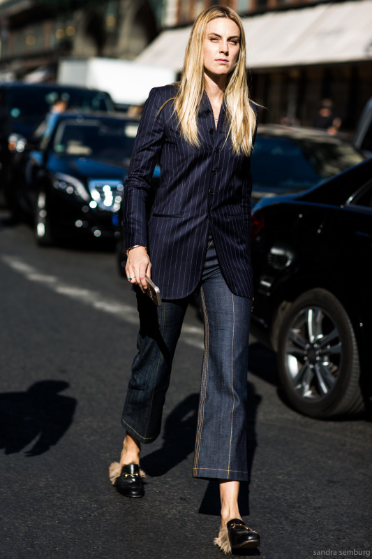 Paris Fashionweek SS 2016, day 2