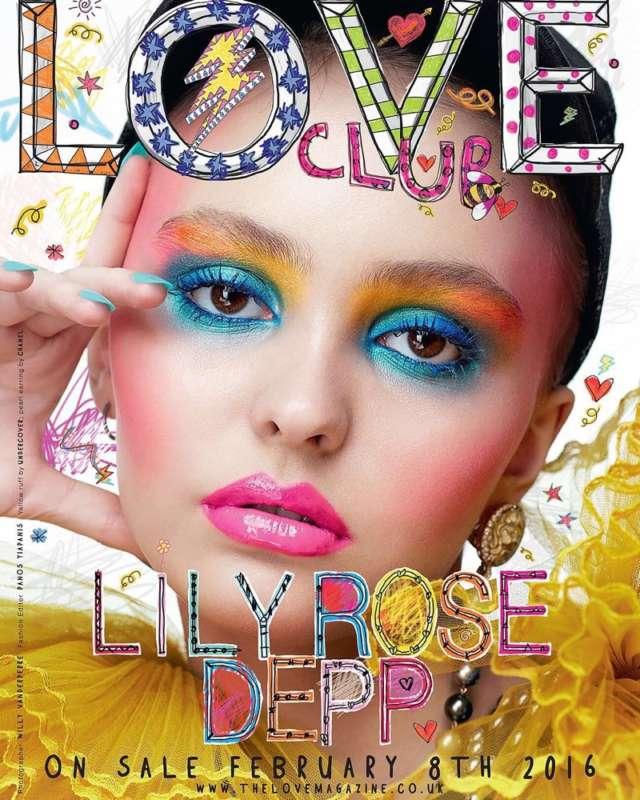 Lily-Rose-Depp-LOVE-Magazine-Spring-2016-Cover