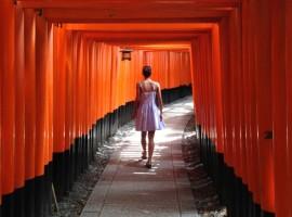 3 settimane in Giappone Parte 2: il viaggio