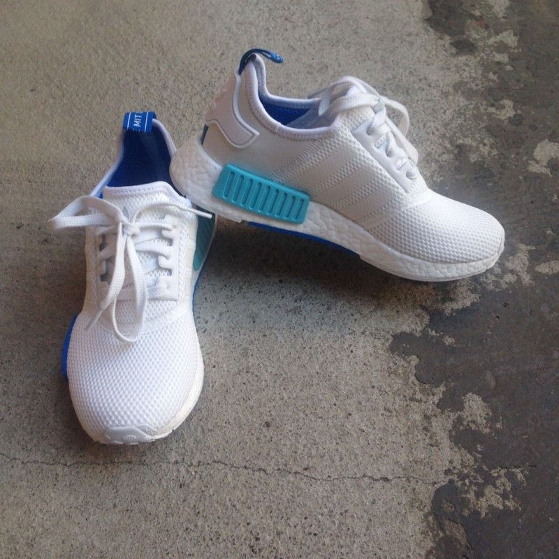 Adidas Nmd Bianche