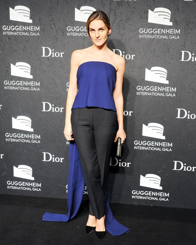 Gaia-Repossi-paired-black-blue-International-Gala-held