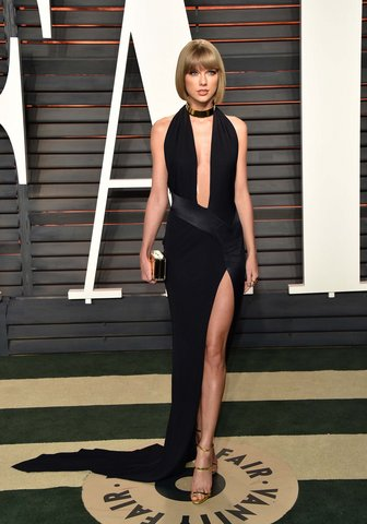 Taylor Swift in Alexandre Vauthier