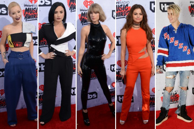 2016 iheartradio music awards