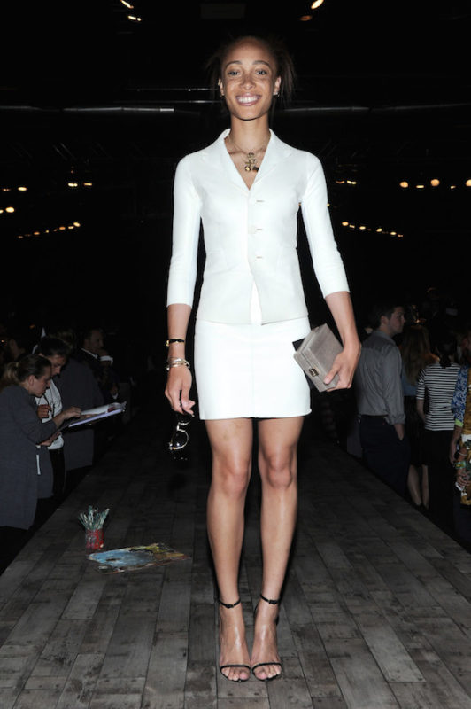 Personal Style Icon Adwoa Aboah Rock N Fiocc