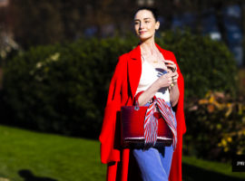 Personal style icon: Erin O'Connor