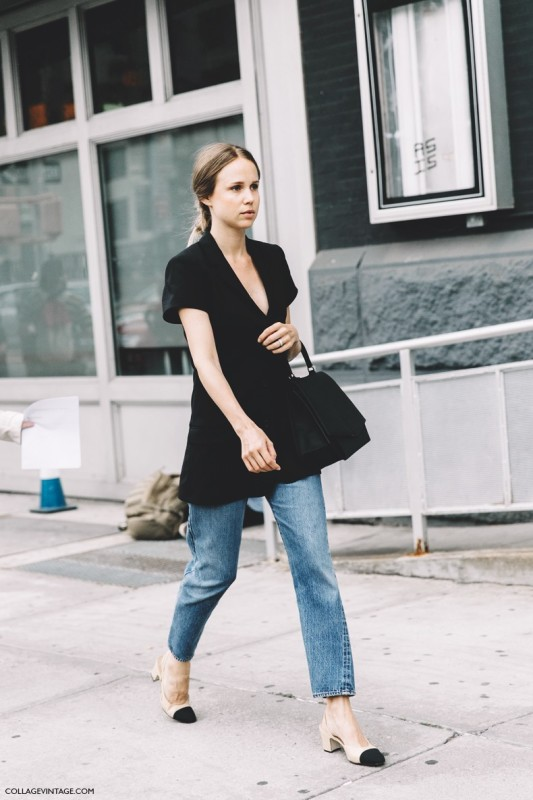 New_York_Fashion_Week-Spring_Summer-2016-Street-Style-Elin_Kling-Levis-Chanel_Shoes--790x1185