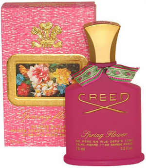 Spring Flower a fresh fruity and floral fragrance created for Audrey Hepburn by Olivier Creed (6th generation) and launched in 2006.