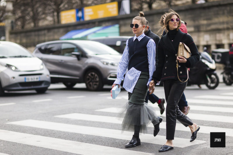 streetstyle, Paris