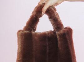 Trend: borse di pelo