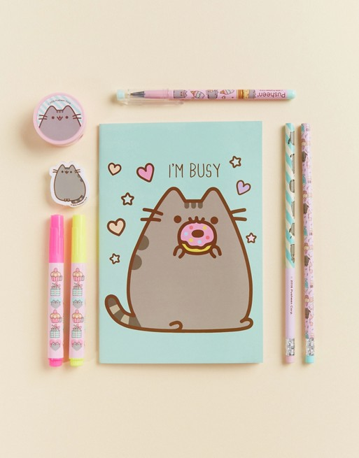 pusheen-set-di-cancelleria