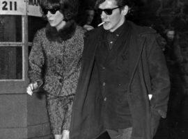 Cool couples:  Maureen Hindley e David Smith