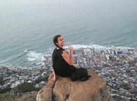 Due settimane a Capetown