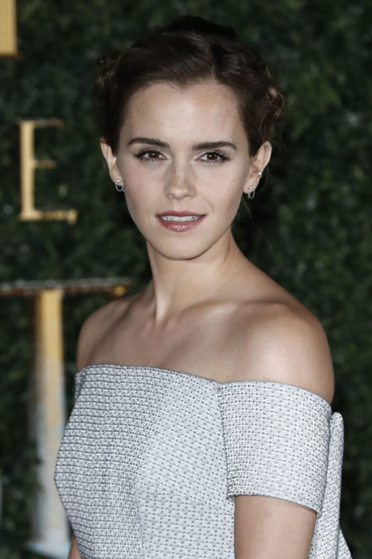 "LONDON, ENGLAND - FEBRUARY 23: Actress Emma Watson attends UK launch event for ""Beauty And The Beast"" at Spencer House on February 23, 2017 in London, England. (Photo by John Phillips/Getty Images)"