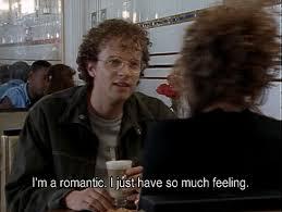 i m a romantic