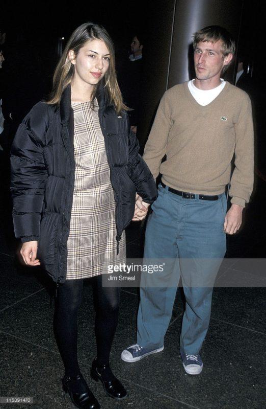 Sofia Coppola and Spike Jonze