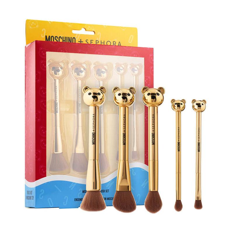 Moschino-Sephora-Bear-Brush-Set