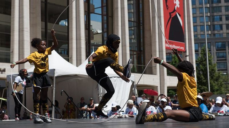 double dutch summer classic national competition