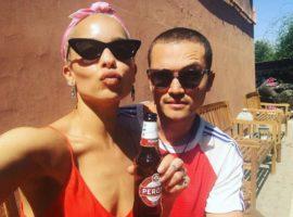 Cool couples:  Zoe Kravitz e Karl Glusman