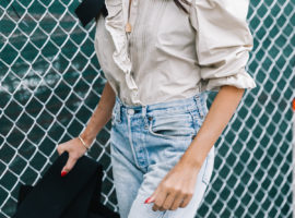 I jeans sono i re dello streetstyle (yuhuu)