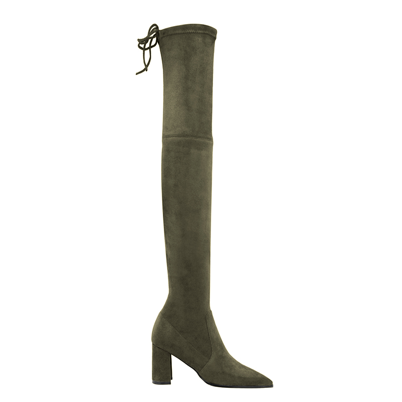 1-Buy-Jessica-Buurman-Street-Style-Shoes-SELYN-Lace-Up-Over-The-Knee-Boots-7cm-Green-800x800