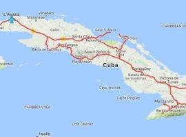 3 settimane a Cuba parte 2: itinerario