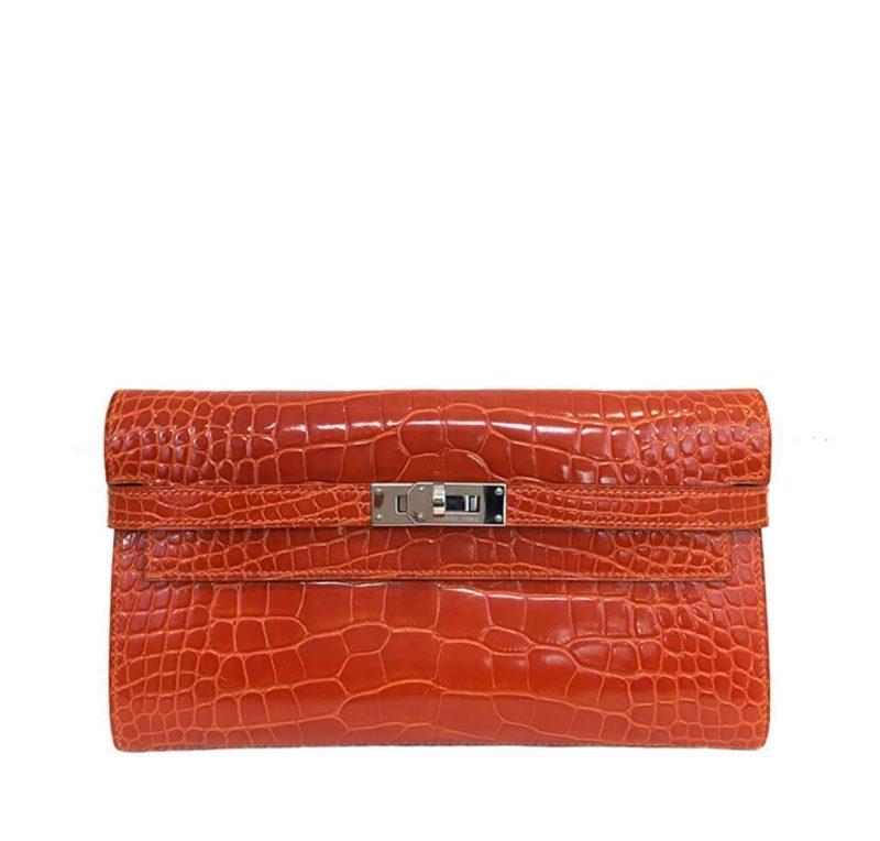 Hermes-Kelly-Long-Wallet-Orange-Used-front_1024x1024