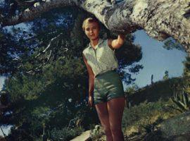 Fashion in movies: Ragazze francesi stilose in estate