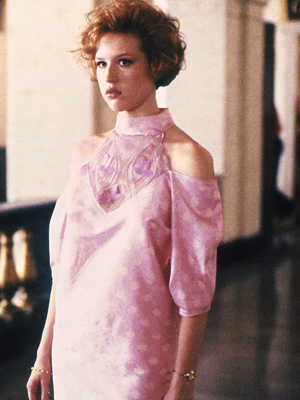 pretty in pink after