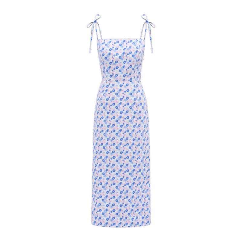 PINK-BLUE-FLORAL-NIGHT-GARDEN-DRESS-front