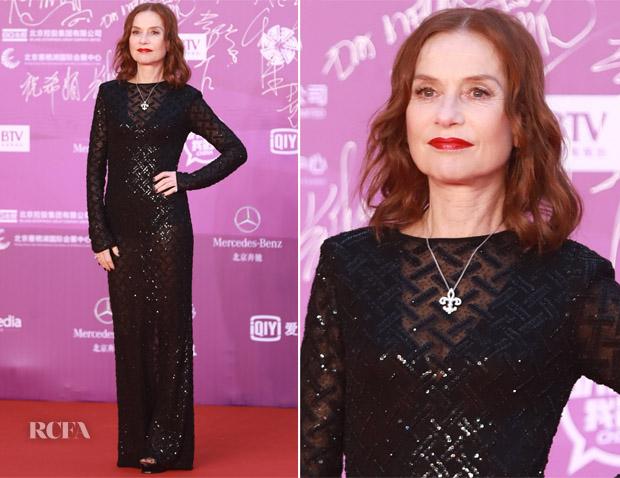 Isabelle-Huppert-In-Saint-Laurent-2018-Beijing-International-Film-Festival-Closing-Ceremony