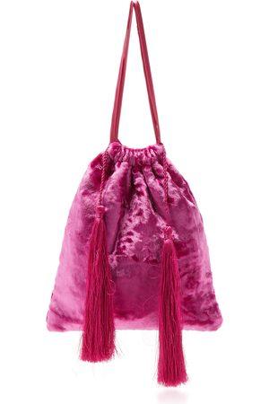 attico-velvet-pouch-bag