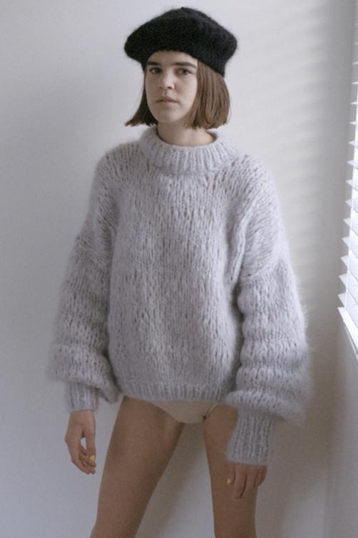 frisson knits