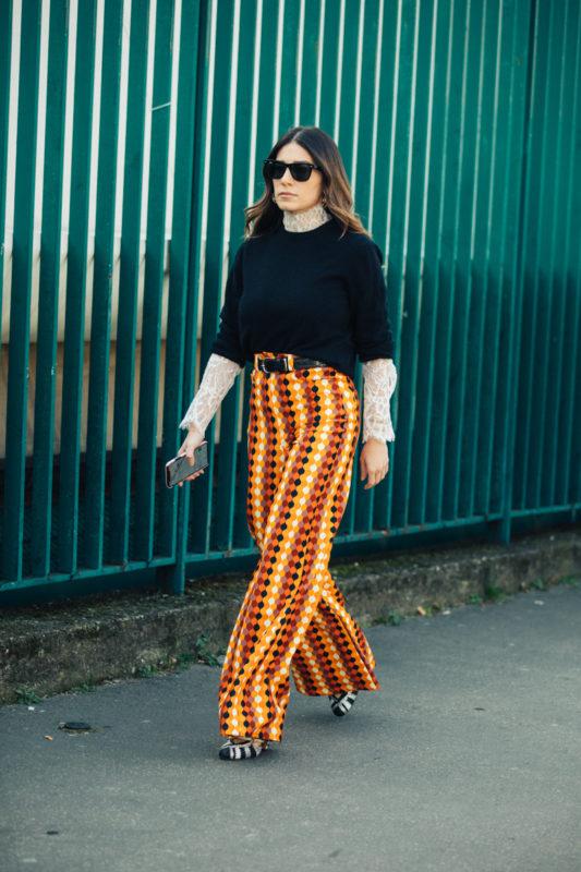 fashionweek FW 2019, day 1