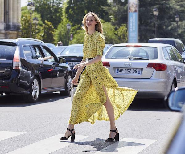 Lauren Santo Domingo, Street Style, Haute Couture Fashion Week, Paris, France - 04 Jul 2017 (Rex Features via AP Images)